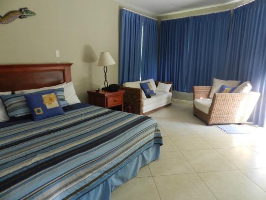 The Hideaway Hotel Playa Samara: In the room