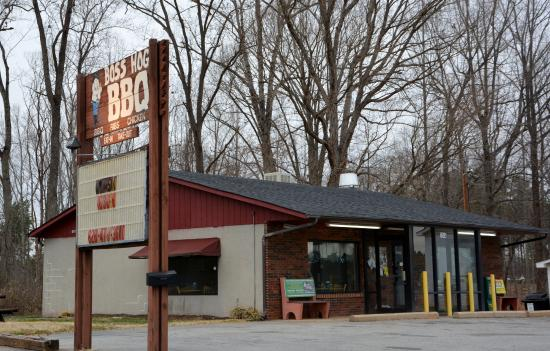 Boss Hog BBQ Restaurant