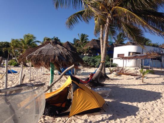 Campamento Maya Luum