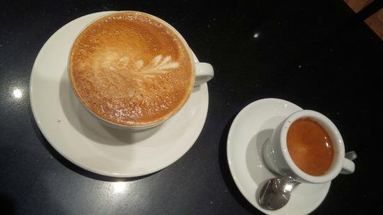 Miss Lily's Cafe: Great Cappucino and Espresso