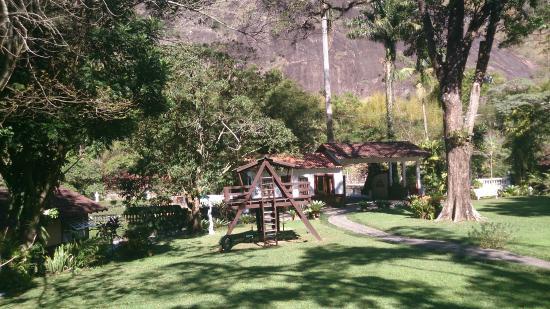 Hotel Pedra Bonita: Chalés