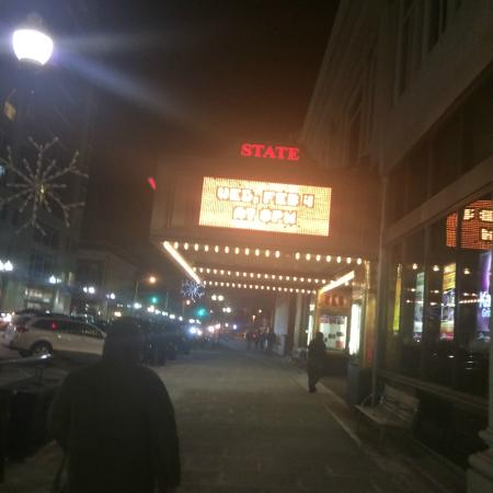State Theatre: what to look for