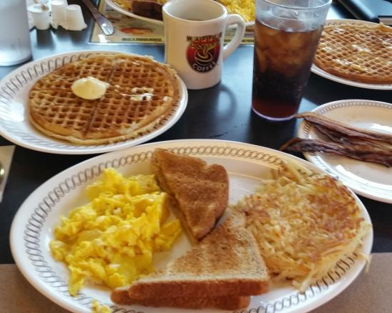 The Waffle House, Guadalupe