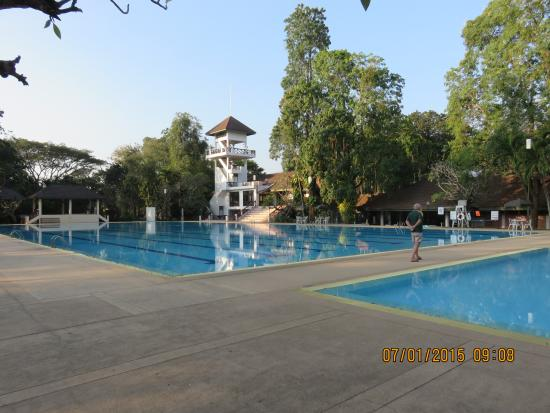 Don Kaeo, Thailand: Pool and room