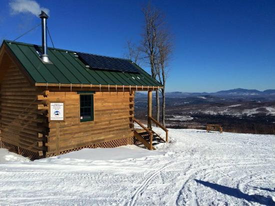 Madison, NH: Warming Hut
