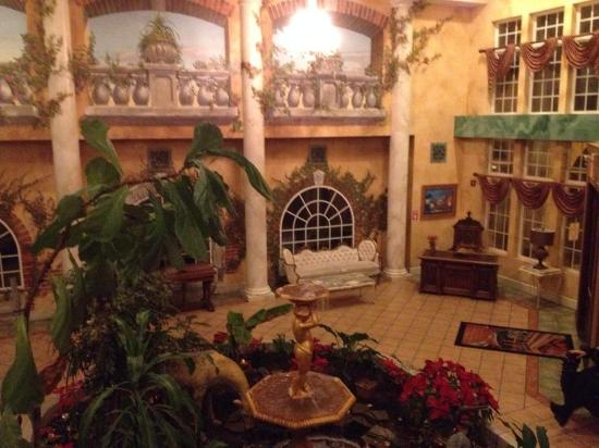 Beautiful and welcoming Lobby - Picture of Tuscany House at the ...