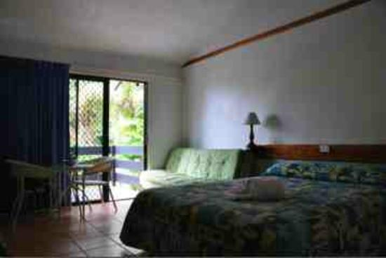 Airlie Beach Motor Lodge: Comfortable Room