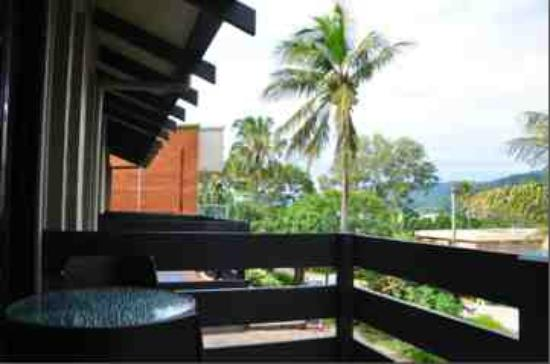 Airlie Beach Motor Lodge: View