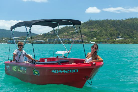 ‪Whitsunday Boat Hire‬