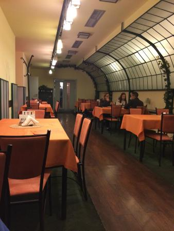 Hotel Ostruvek : Restaurante do Hotel
