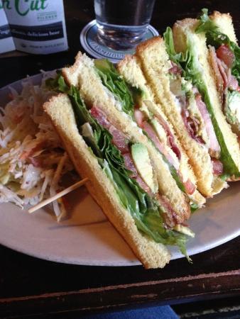 Bukowski's Tavern: California BLT Sandwich