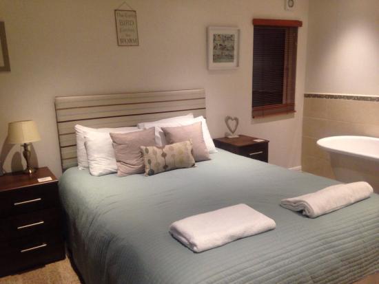 Herons Brook Lodges: Baytree bedroom