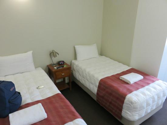 City Lodge: Twin Room