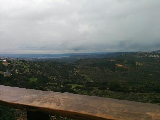 יקב לוטם: The view from the winery