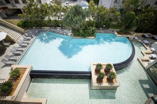 Swimming Pool Picture Of Mantra Legends Hotel Surfers Paradise