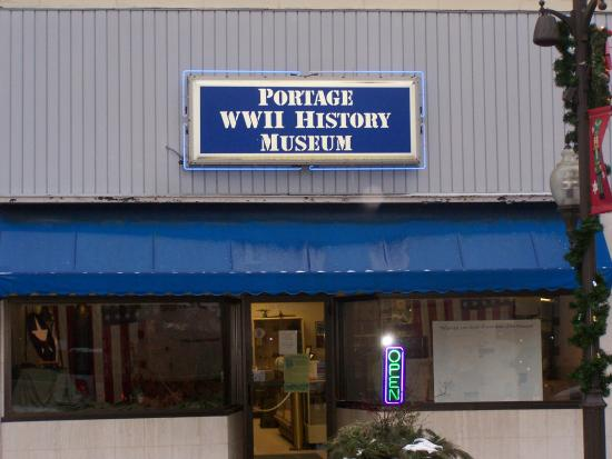 Portage WWII History Museum