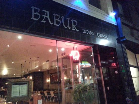 Babur Indian Restaurant