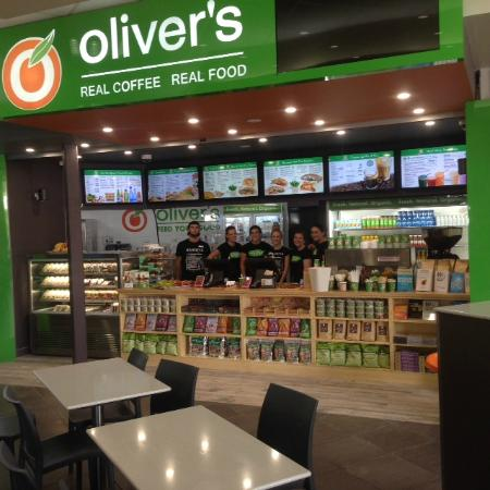 Oliver S Healthy Fast Food