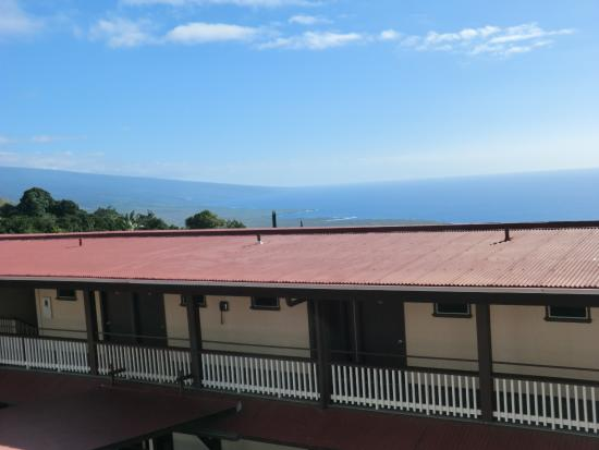 Manago Hotel: 部屋からの眺め