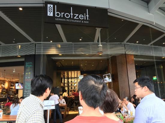 Brotzeit Raffles City Outlet