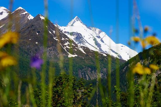 Landhotel Post Heiligenblut: Großglockner 3798 m