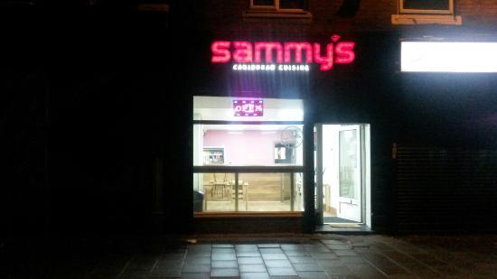 Sammy's Caribbean Cuisine