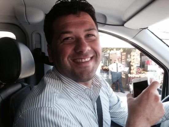 Francesco Marrapese Tours: Cheeky Tonino