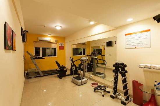 Ginger Ahmedabad: Gym