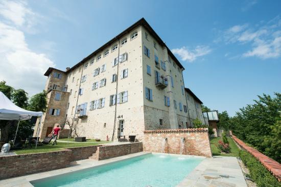 Vista dell'Antico Borgo Monchiero