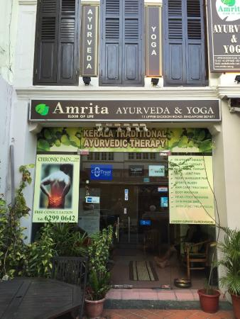 ‪Amrita Ayurveda and Yoga‬