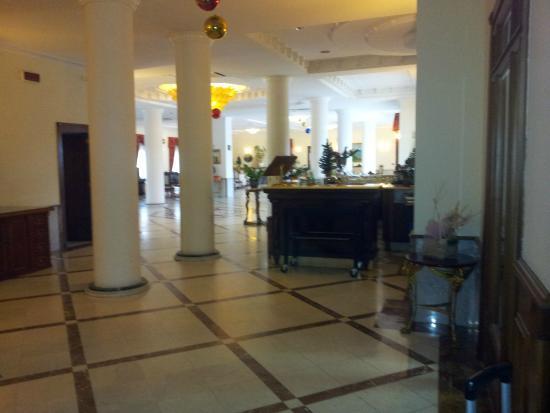 Le Ancore Hotel Resort: La hall