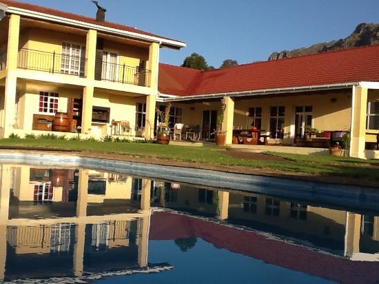 Cap Ou Pas Cap Guesthouse