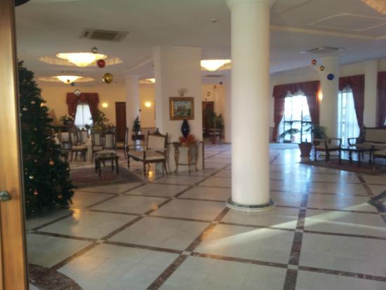 Le Ancore Hotel Resort: L hall