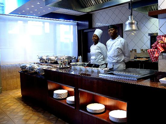 Hotel Devonshire Chefs awaiting to delight your taste buds
