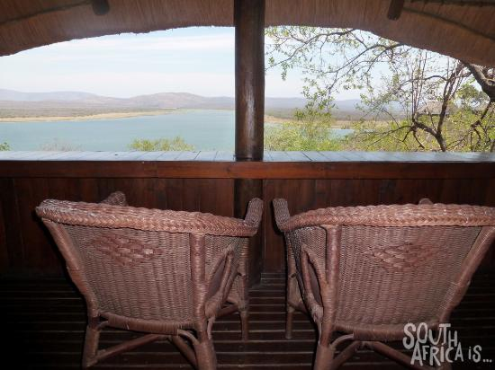 Nkwazi Lake Lodge: Nkwazi Lodge, Chalet View