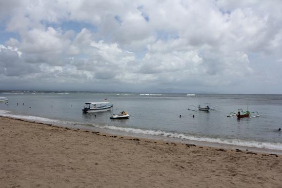 Sindhu Beach : Beach view