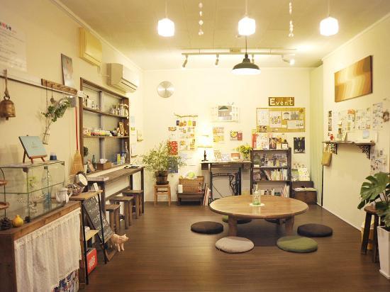 Chottoco-ma: Living room