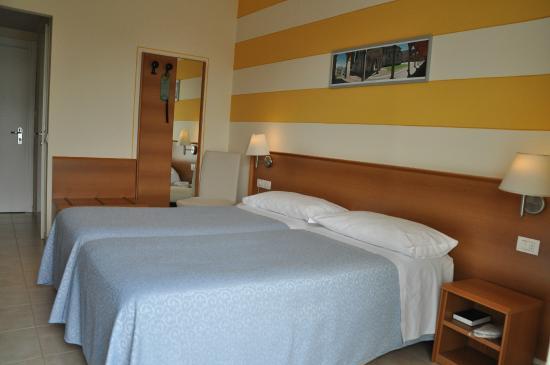 Hotel Alpi: Camera doppia