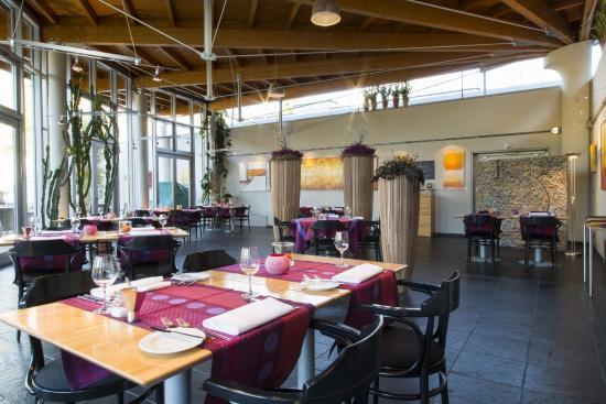 Restaurant ART: Atrium