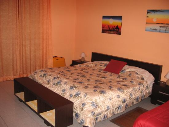 Bed & Breakfast CasAnsaldo: large and very clean rooms