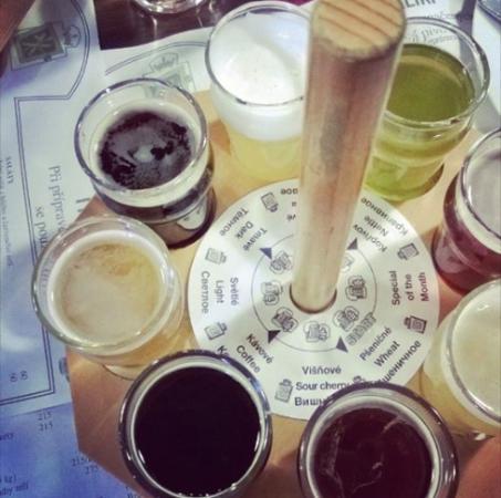 Prague Brewery Tour: First Stop: Pivovarsky Dum