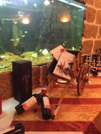 Turismo Rurale Baglio Cantello: Superbe salle à manger