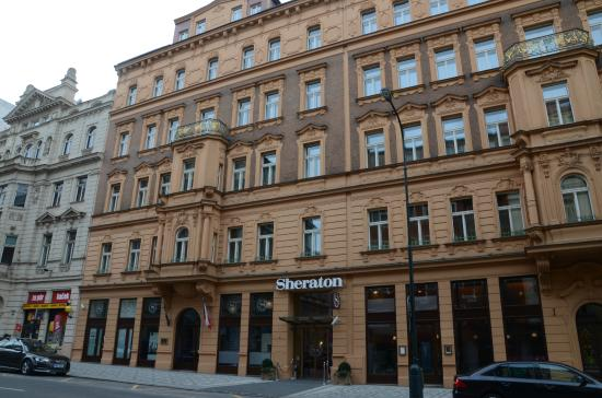 Sheraton picture of sheraton prague charles square hotel for Charles hotel prague