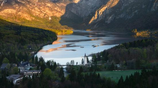 The Light in Bohinj Photo Tours