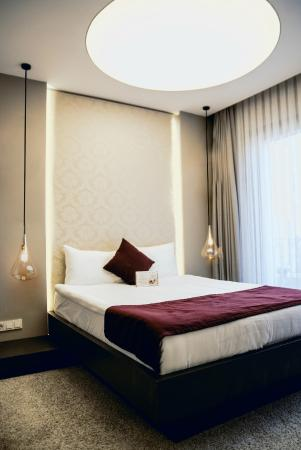 "Nowy Efendi Otel   ""Special Class"": Rooms 6th Floor"