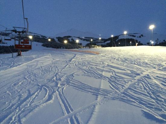 Sway Hotels: night ski