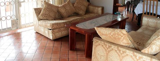 Adonai House: lounge Area