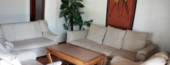 Adonai House: Lounge