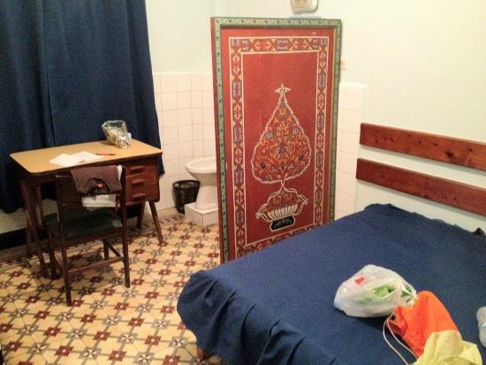 Hotel Splendid: interior of room