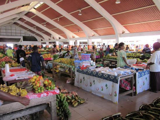 مانجويز ريزورت: Local Market